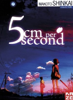 Image of 5 Cm per Second (Collector's Edition) / Voices From a Distant Star (3