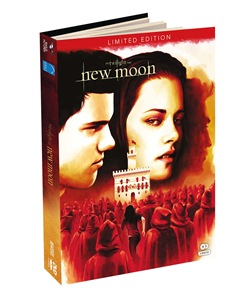 The Twilight Saga - New Moon Digibook (2 Dvd)