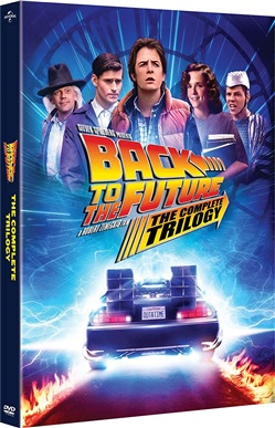 Ritorno al Futuro - La Trilogia 35th Anniversary Collection (3 Dvd)