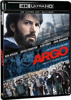 Argo (Blu-Ray 4k Ultra Hd+blu-Ray)