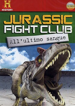 Jurassic Fight Club - All'ultimo Sangue (Dvd+booklet)