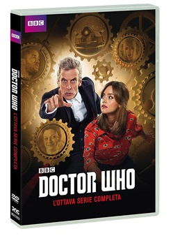 Image of Doctor Who - Stagione 08 - New Edition + Special Last Christmas (5 Dv