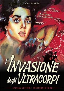L' Invasione degli Ultracorpi - Special Edition Restaurato in Hd (Dvd+poster 24x37 Cm)