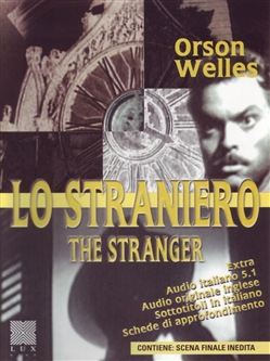 Image of Lo Straniero - The Stranger