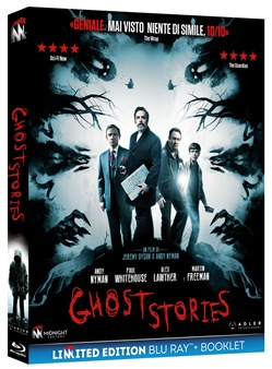 Ghost Stories (Limited Edition) (Blu-Ray+booklet)