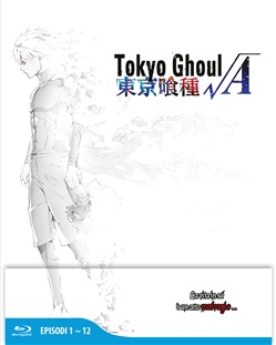 Tokyo Ghoul - Stagione 02 (Eps 01-12) (3 Blu-Ray)