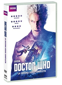 Image of Doctor Who - Stagione 10 - New Edition (6 Dvd)