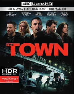 The Town (Blu-Ray 4k Ultra Hd+blu-Ray)