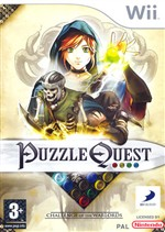 Puzzle Quest:Challenge Of Wardorlds Wii