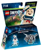 Lego Dimensions Fun Pack Ghostb.Staypuff