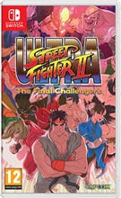 Ultra Street Fighter 2 Final Challengers
