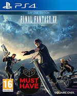 Final Fantasy Xv (Ps4) (it)