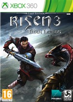 Risen 3: Titan Lords First Edition (X360
