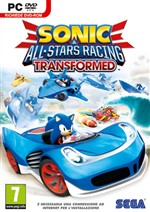 Sonic All Star Racing Transformed Pc