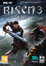 Risen 3: Titan Lords First Edition (Pc)
