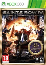 Saints Row Iv Game Of The Century Editio