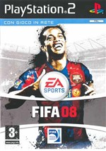 Fifa 08 Platinum Ps2
