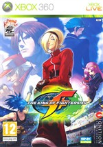 King Of Fighters Xii Xbox360