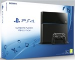 Console Ps4 1tb Ultimate Player Ed.