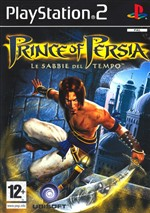 Prince Of Persia:The Sans Of Time Ps2