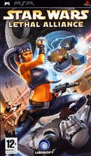 Star Wars Lethal Alliance Psp