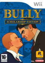 Bully Scholarship Edition Wii