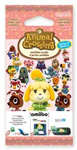 Amiibo Carte Animal Crossing - Serie 4