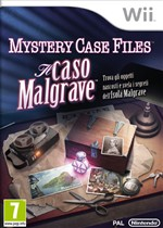 Mystery Case Files:Malgrave Incident Wii