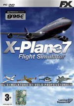 X-plane 7 Flight Simulator Premium Pc