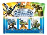 Skylanders Triple Pack Personaggi A