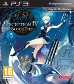 Deception Iv: Blood Ties Ps3