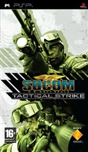 Socom: Tactical Strike  Psp