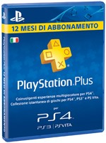 Playstation Plus Card 365gg Ps4 Branded
