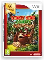Donkey Kong Country Returns Select Wii