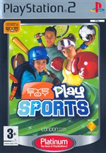 Eyetoy:Play Sports Sw Platinum Ps2