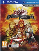 Grand Kingdom Standard Edition Psvita