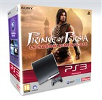Console Ps3 250gb + Prince Of Persia Ps3