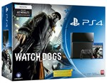 Console Ps4 500gb + Watch Dogs