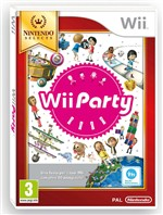 Wii Party Select Wii