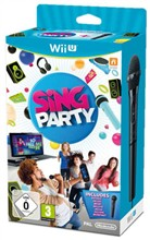 Sing Party + Microfono Wii U