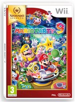 Mario Party 9 Select Wii