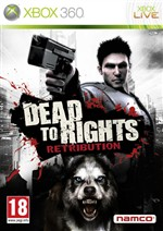 Dead To Rights Retribution Xbox360