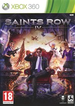 Saints Row 4  (x360) (ita)