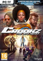 Crookz - The Big Heist (Pc) (it)