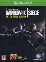 Rainbow Six Siege Collector's Ed.Xbone