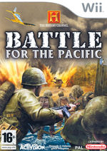 History Channel: Battle For Pacific Wii