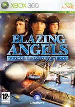 Blazing Angels World War Ii Squ. Xbox360