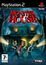Monster House Ps2