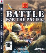 History Channel: Battle For Pacific Ps3