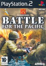 History Channel: Battle For Pacific Ps2